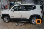 ��������� � ������� ����������� ������ ��� Jeep Renegade (2015-)