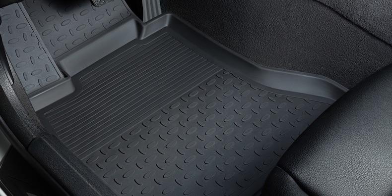 Автомобильный коврик Seintex 85626 для Skoda Rapid - фото 8