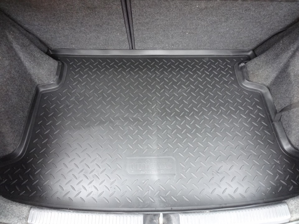 Norplast ковер багажника в авто